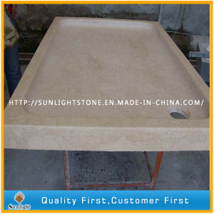 Natural Cheap Egypt Sunny Beige Marble for Slab, Tiles, Countertops pictures & photos