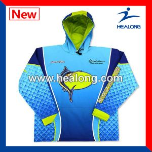 Custom Shirt Sublimation Fishingwear Sport Wear pictures & photos