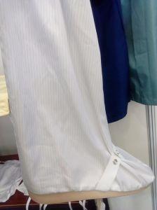 Autoclavable Heat Resistant Soft Sole Cleanroom Shoe Cover pictures & photos