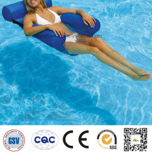 Inflatable Swimming Pool Float Chair Lounge Durable Comfort Armrest Water Summer pictures & photos