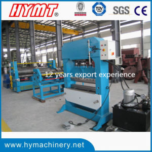 HPB-200/1010 hydraulic type alloy plate bending and folding machine pictures & photos