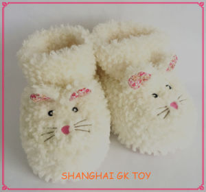 Winter Warm Lady Shoes Kids Shoes pictures & photos