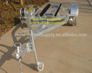 Manufacturer Sale 3.6m Boat Trailer with Bunk System CT0360 pictures & photos
