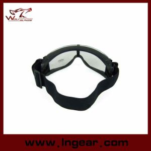 Tactical Outdoor X800 Snow Goggles Windproof Goggles pictures & photos