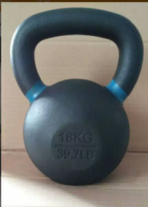 Gym Equipment / Free Weight Commercial Use Cast Iron Kettlebell pictures & photos
