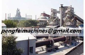 300-1000tpd Active Lime Production Line for Sale From Jiangsu Pengfei Group pictures & photos