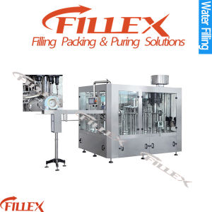 CE Approved Automatic Beverage Water Filling/Bottling Drinking Machine pictures & photos