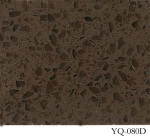 Hot Sell Polished Brown Quartz (YQ-080D) pictures & photos