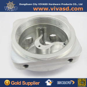 Precision CNC Machined Spare Parts pictures & photos