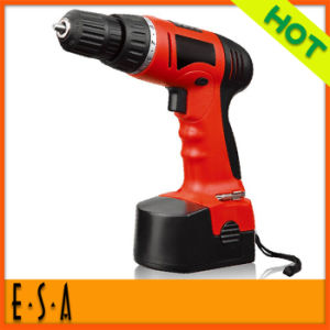 High Power Strong Motor Electric Impact Drills with Low Price, 16 PC Rechargeable Drill, Best Cordless Power Drill Motor T09b102 pictures & photos