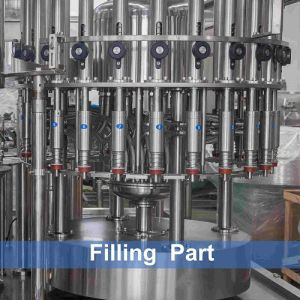 Drinking Water Washing Filling Capping Machine Production Line Equipment pictures & photos