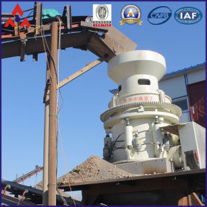Highly Praised HP Multi-Cylinder Machinery Hydraulic Cone Crusher pictures & photos