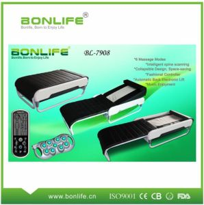 Tourmaline Full Body Massage Jade Stone Massage Bed with Far Infrared Ray pictures & photos
