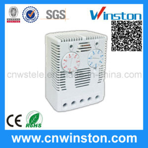 Adjustable Temperature Controller Enclosure Thermostat with CE pictures & photos