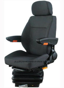 Rotating Base Driver Seat with Mechanical Suspension pictures & photos