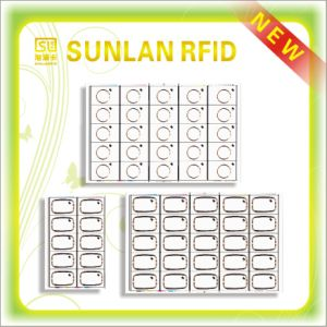 Em4200/ Tk4100 /MIFARE S50/S70 Chip with Kinds Format RFID Inlay Prelam for Smart Card pictures & photos