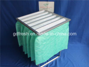 Aluminum Frame Synthetic Media Pocket Filter pictures & photos