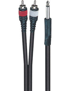 Audio Cables for Use in Musical Instrument and Mixer pictures & photos