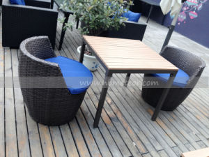 Mtcd-104 Outdoor Patio Furniture Rattan Round Chair pictures & photos