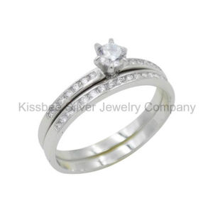 925 Silver Jewelry, Double Finger Ring, Brass Ring (KR3038) pictures & photos