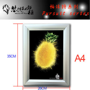 Aluminum Snap Frame LED Snap Picture Frame pictures & photos