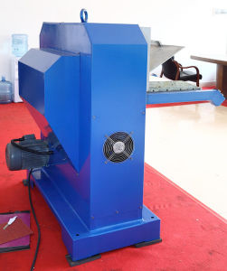 Hg-E120t Hydraulic Automatic Leather Embossing Machine pictures & photos