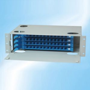 The Rack-Mounted Type ODF for 48 Ports pictures & photos