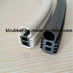 Solid EPDM Rubber Extrusions Gasket for Door Seal Strip pictures & photos