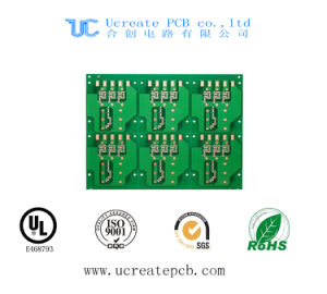 4 Layers HDI PCB Circuit Board with Blind Buried Via pictures & photos