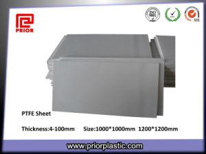 Hot Sale Skived Natural Color Teflon PTFE Sheet Manufacturer pictures & photos