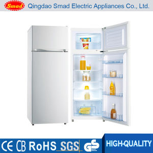 Home Use Manual Defrost Double Door Refrigerator pictures & photos