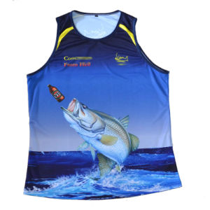 Sublimation Singlet/Custom Singlet/DIY Tank Top/Wholesale Training Vest