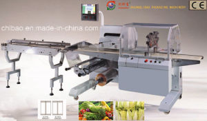 Full Servo Pita Bread Automatic Packing Machine
