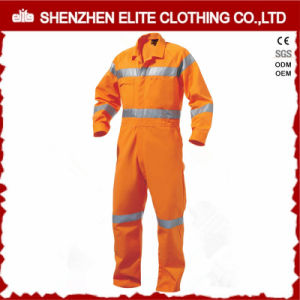 Wholesale China Hi-Viz Fluorescent Workwear Coverall (ELTCVJ-112) pictures & photos