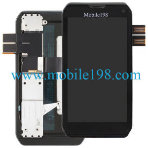 for Motorola Photon Q 4G Lte Xt897 LCD Screen and Digitizer with Frame pictures & photos