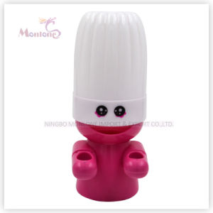 Chef Shape Plastic Toothbrush Holder (MLIE_HW_YSB_004) pictures & photos