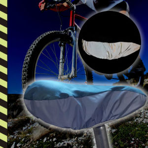 Reflective Bicycle Seat Cover pictures & photos