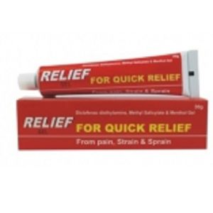 GMP Medicine of Relief Gel 30g pictures & photos