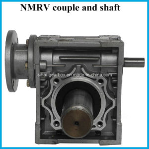 Nmrv Customerize with Extension Shaft Gearbox pictures & photos