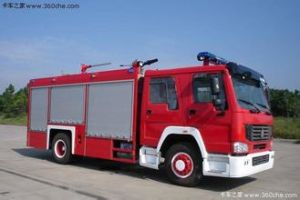 Hot Sale Isuzu Fire Fighting Equipment Fire Sprinkler Fire Extinguisher of 5-20m3 Tank pictures & photos