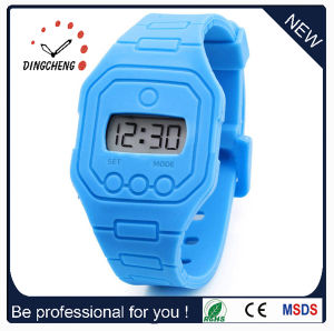 Hot Sale Products 2015 Long Strap Silicone Watch (DC-1248) pictures & photos