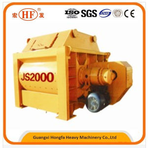 High Productivity Batching Concrete Mixer Concrete Mixing Machine Js2000 pictures & photos