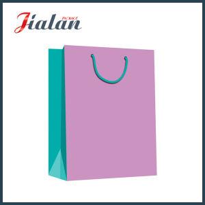 Purple Color Print Gift Bag pictures & photos