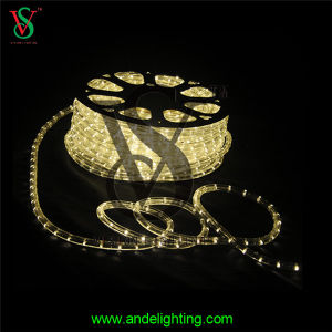 2 Wires Christmas LED Rope Light for Promotation pictures & photos