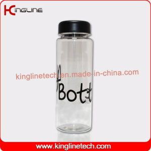 Newest design 500ml my bottle with tritan material (KL-7086) pictures & photos
