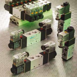 100-400 Series Solenoid Valve Pneumatic Control Valve