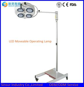 LED Movable Shadowless Operating Light 500 pictures & photos