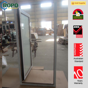 Corrosion-Proof PVC Casement Doors German Style pictures & photos