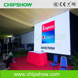 Chipshow High Quality P4 Full Color Indoor LED Screen Rental pictures & photos