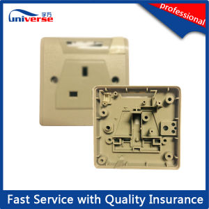 Customized Socket Cover Plastic Moulding pictures & photos